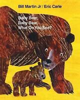 Baby Bear, Baby Bear, What Do You See? (Brown Bear and Friends) by Martin, Bill