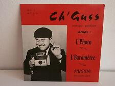 CH GUSS L'photo Comique patoisant MU1