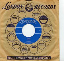 MFD IN CANADA 1964 FRENCH QUEBEC POP ROCK 45 RPM DOMINIC : GISELE + JOIE