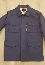 Jack Spade, Waterproof Military Jacket, Blue, Size XS, P2RU2423, NWT $448