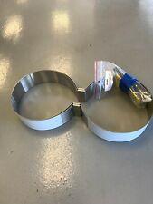 "Highland Twin Cylinder Bands - 8"" w/ hardware"