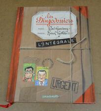 GOTLIB - LES DINGODOSSIERS - L'INTEGRALE - EO 2005 ( TBE )