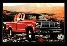 "1980 ""Ford Ranger 350 Pick Up Truck"" Dealers Post Card (Combined Ship Discount)"