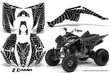 YAMAHA RAPTOR 350 GRAPHICS KIT CREATORX DECALS STICKERS Z CAMO S