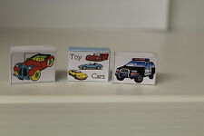 DOLLS HOUSE ( Handcrafted  Toy Car Boxes