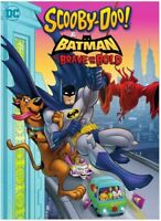 Scooby-Doo! And Batman: The Brave And The Bold [New DVD]