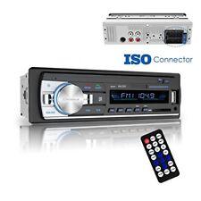 Coche Radio Estereo audio reproductor para autos MP3 player FM Bluetooth Remote