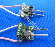50pcs MR16 3w 3watt 3*1W High Power led driver 320mA 3x1w for LED lamp light DIY