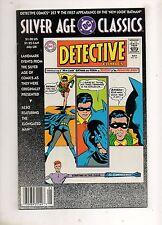 """DC Silver Age Classics Detective Comics #327 1st """"New Look"""" Batman 1992"""