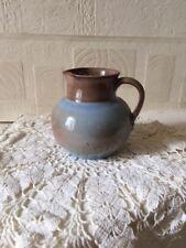 Vintage Prinknash Jug Early Mark Mid 20th Century England Pottery