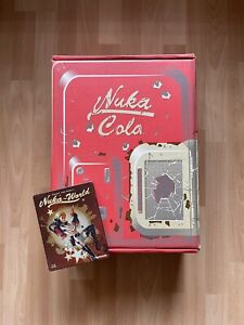 Fallout Nuka Cola Card Box Fridge Novelty Collectible LootCrate Rare