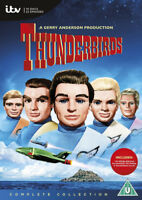Thunderbirds: The Complete Collection DVD (2015) Alan Patillo, Pattillo (DIR)