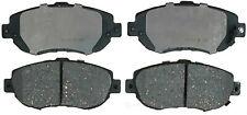 Disc Brake Pad Set-Ceramic Disc Brake Pad Front ACDelco Advantage 14D619C