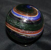 "Kenin :Symmetrical Planetary Marble. 2.385""  ( #0466)"
