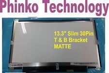 """13.3"""" Slim LED Screen 30pin LTN133AT29-401 CLAA133WB03 N133BGE-EAB B133XTN01.2"""