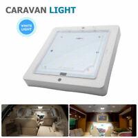 LED 12 V Intérieur Lumière Caravane Camping-Car Camion Voiture Bateau Toit Lampe