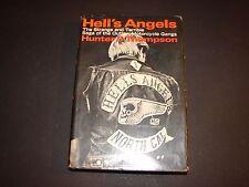 Hells Angels-Hunter S.Thompson.
