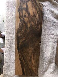 Turkish Walnut Gunstock Blank Shotgun matching pair F Beretta Perazzi Miroku