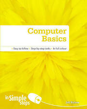 """AS NEW"" Computer Basics In Simple Steps, Ballew, Joli, Book"