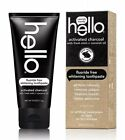 Hello Oral Care Activated Charcoal Teeth Whitening Fluoride Free Toothpaste 4oz