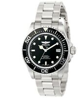Invicta Men's Watch Pro Diver Automatic Silver Tone Steel Bracelet 8926C