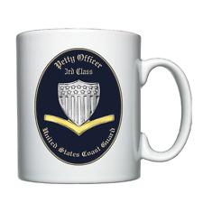 Petty Officer 3rd Class - Unites States Coast Guard USCG - Personalised Mug