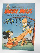 Micky Maus 1952/ 4  Originalheft vom April 1952  in Z (1/1-2) 52664