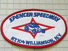 Spencer Speedway Racing Patch , (#4738) * (**)