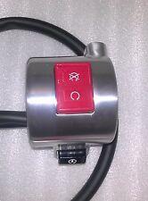 Honda VTX1800 VTX1800N Spec 2 or 3 Start Stop Kill Switch 2004 2005 2006 2007 08