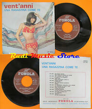 LP 45 7'' MARCO ANTONY GIANNI VALENTE Vent'anni VITTORIO FONOLA cd mc dvd vhs