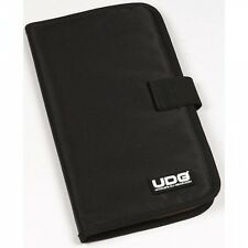 UDG CD Wallet 24 Black - box storage cd Bag Storage box for 24 - Black
