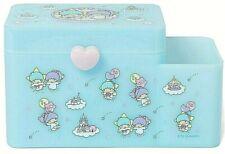 Brand New Sanrio Little Twin Stars Super Cute Pen / Pencil Stand Chest Storage