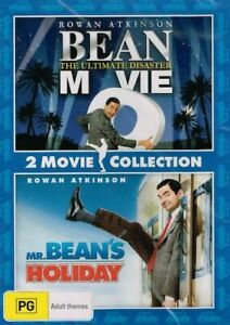Mr Bean's Holiday / Bean - The Ultimate Disaster Movie : NEW DVD