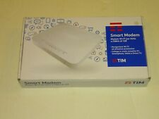 TELECOM: SMART MODEM Wi-Fi per ADSL e FIBRA di TIM Untested Parts Only
