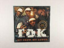 T.O.K. My Crew, My Dawgs LP VP VPRL 1632 US 2001 M Sealed! Hype Sticker! 11H/Q