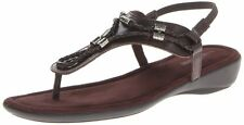 Minnetonka Women's Brown Pico Dress Sandal US 7 (DMGBX)