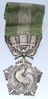 Médaille française Collectivités Locales