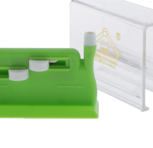 EASY AUTOMATIC NEEDLE THREADER THREAD GUIDE SEWING MACHINE STITCHING NEEDLE T