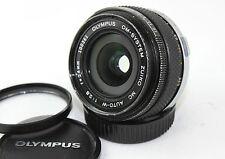 OLYMPUS ZUIKO MC AUTO-W 1:2.8 F=24mm Classic Wide Lens. For OM-1, OM-2 etc.