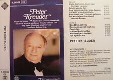 Musikkassette Peter Kreuder / Peter Kreuder – Album