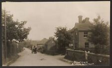 """Hampshire. Bishop's Waltham Newtown """"Monsters""""! 1914 Posted Real Photo Postcard"""