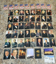 National Geographic Flash Fact Cards Presidents & America 56 Cards