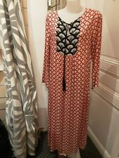 Robe longue Chantal B taille SM Made in Italy