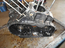 kawasaki vn700 vulcan 700 main engine motor center cases crankcase set 1985