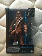 Star Wars Black Series 6 inch Chewbacca LOW PRICE FOR QUICK SELL SHIPS FAST