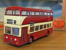 EFE HUDDERSFIELD CORPORATION TRANSPORT DAIMLER FLEETLINE BUS MODEL 18010 1:76