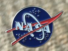 NASA - USA SPACE ENAMEL LAPEL PIN BADGE - BRAND NEW NICE GIFT / SOUVENIR