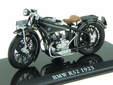 BMW R32 1923 Classic Superbike Motorrad Modell 4658124 Atlas 1:24