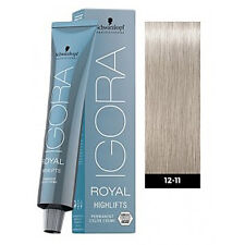 Schwarzkopf Igora Royal Highlifts 12-11 Special Blonde Cendre Extra 60g