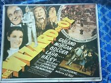 VINTAGE - Wizard of OZ - Tin Sign - 16x12  - 1967 MGM
